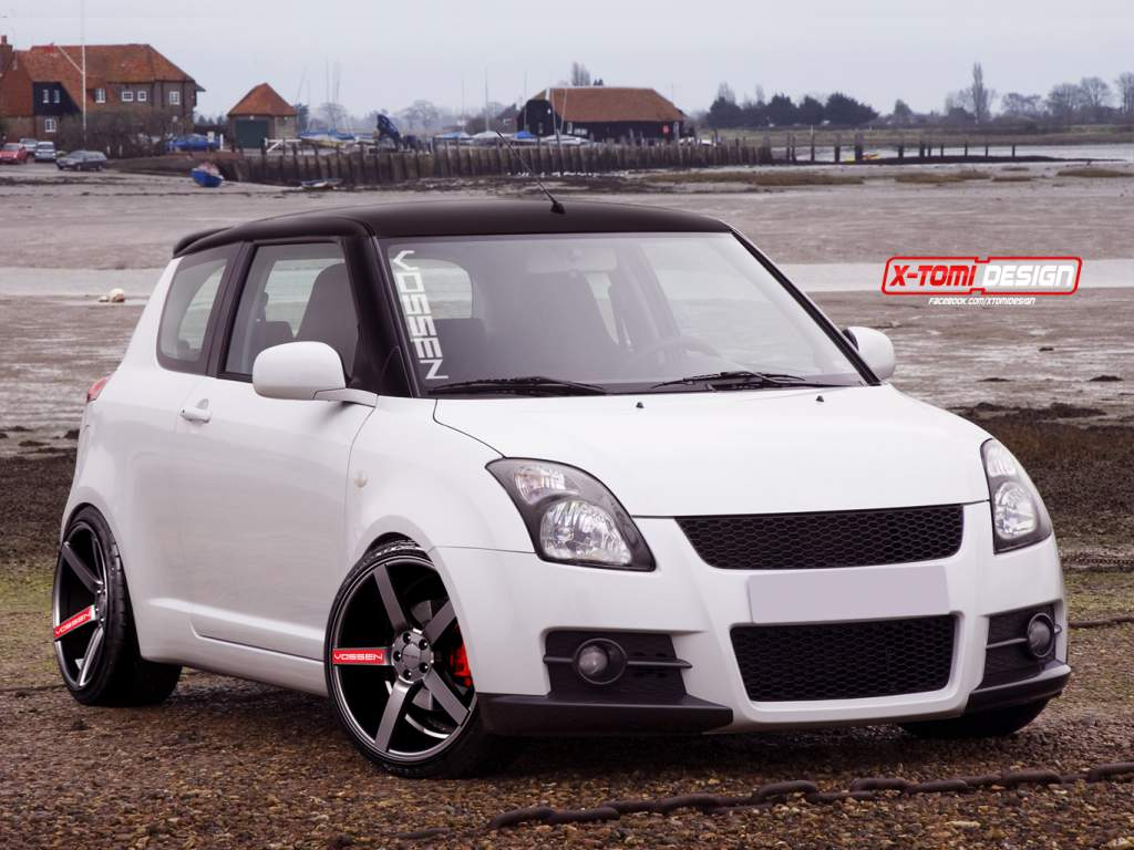 suzuki swift sport tuning suzuki swift suzuki swift. Black Bedroom Furniture Sets. Home Design Ideas