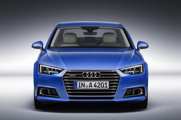 Új Audi A4 2015