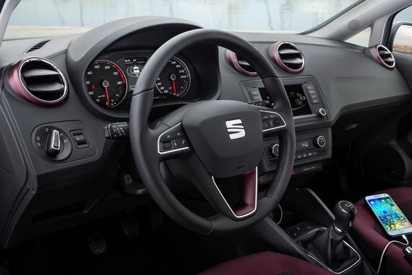 Új Seat Ibiza 2015