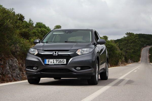 Új Honda hrv 2015