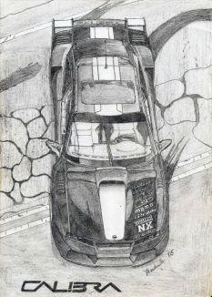 Calibrás rajzaim 2005-2006