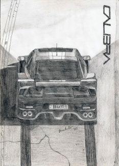 Opel Calibra FXX Style