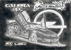 Opel Calibra OPC