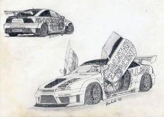 Brantmüller Racing Calibra
