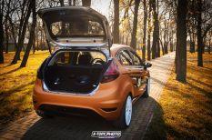 2019.04.10. - Ford Fiesta ESX Audio Hungary