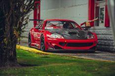 Garage Saurus Ferrari 550 Maranello